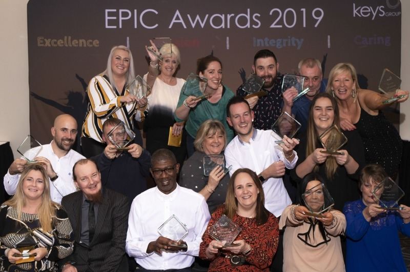 EPIC Awards 2019 - The Winners